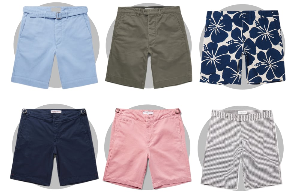 Best Shorts for Men 2018 - Linen, Cotton, Chambray, Sweatshorts
