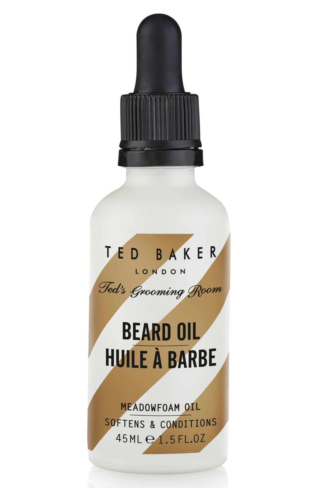 Best Brother Gifts 2018: Ted Baker Beard Oil
