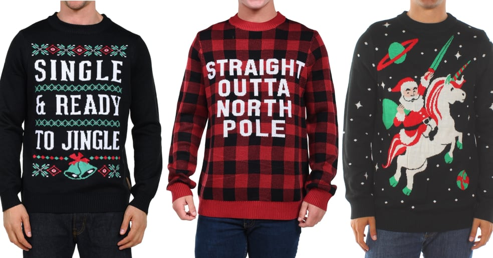 best ugly christmas sweaters 2018 mens womens couples funny ugly holiday sweaters on sale - Cheap Mens Ugly Christmas Sweater