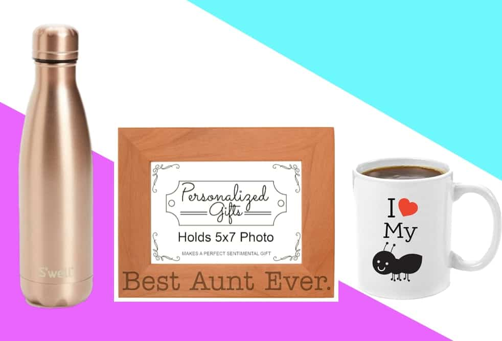 36 Best Gifts For Your Aunt In 2018 Unique Auntie Gift Ideas