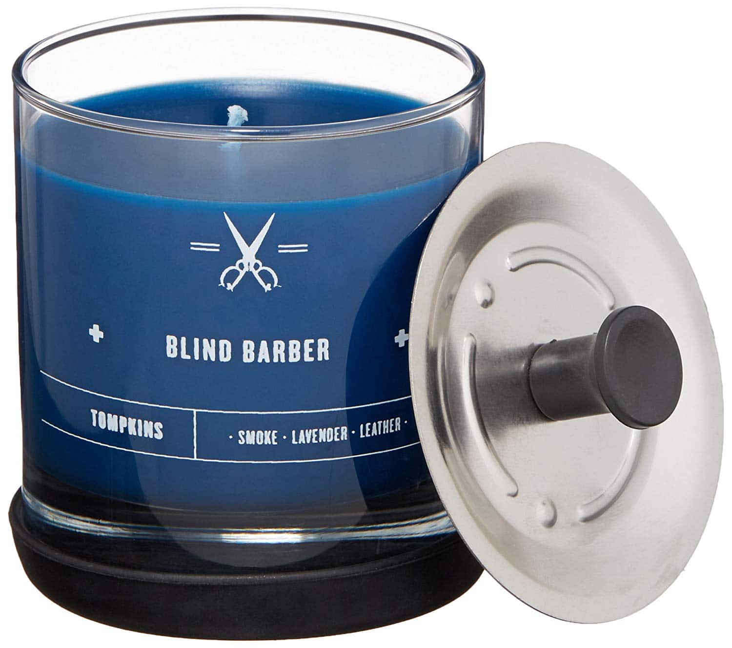 Christmas Gifts for Men: Blind Barber Candle